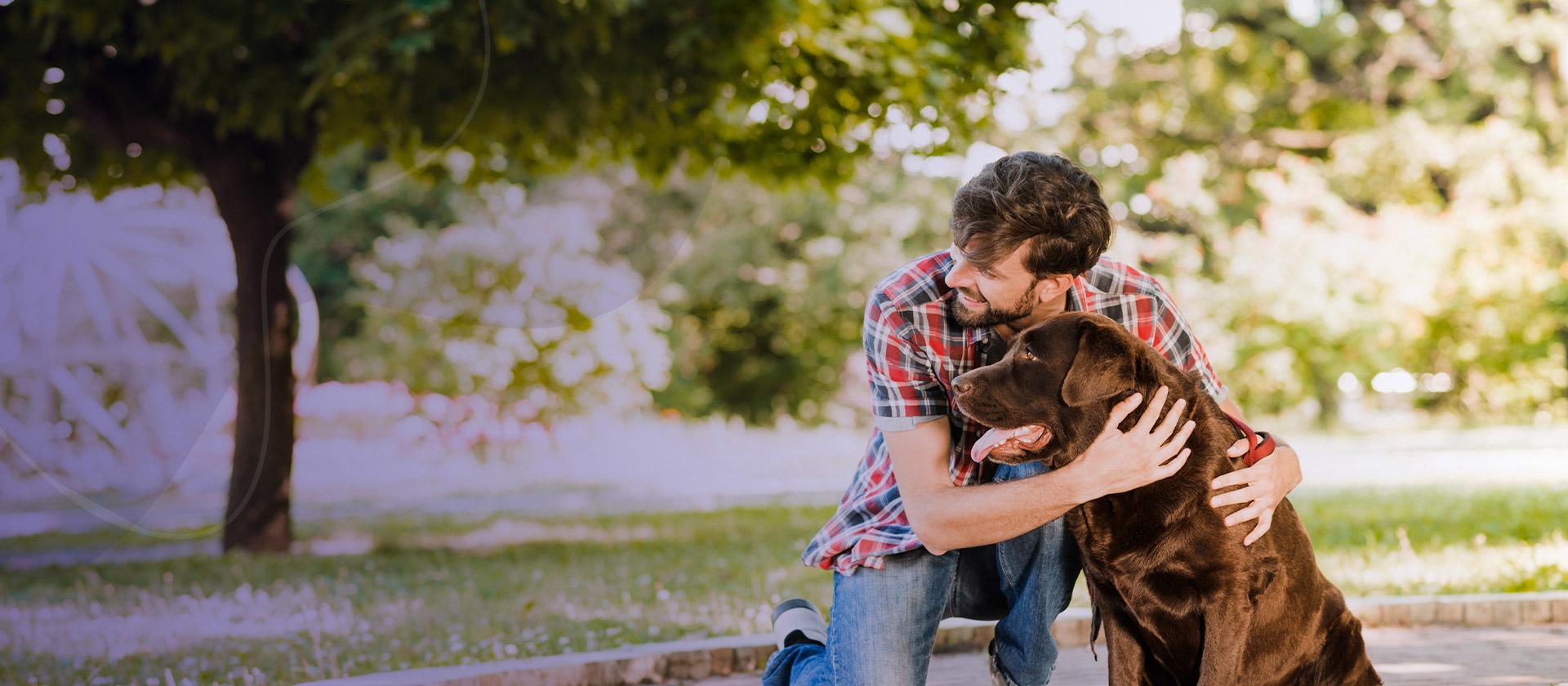 Plan de protección<br>exequial para mascotas